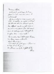 Nino [Rota] a Alfredo Casella s.d.