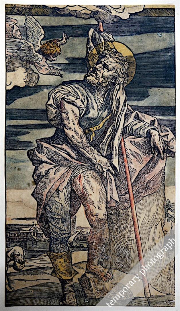San Rocco e storie della sua vita
