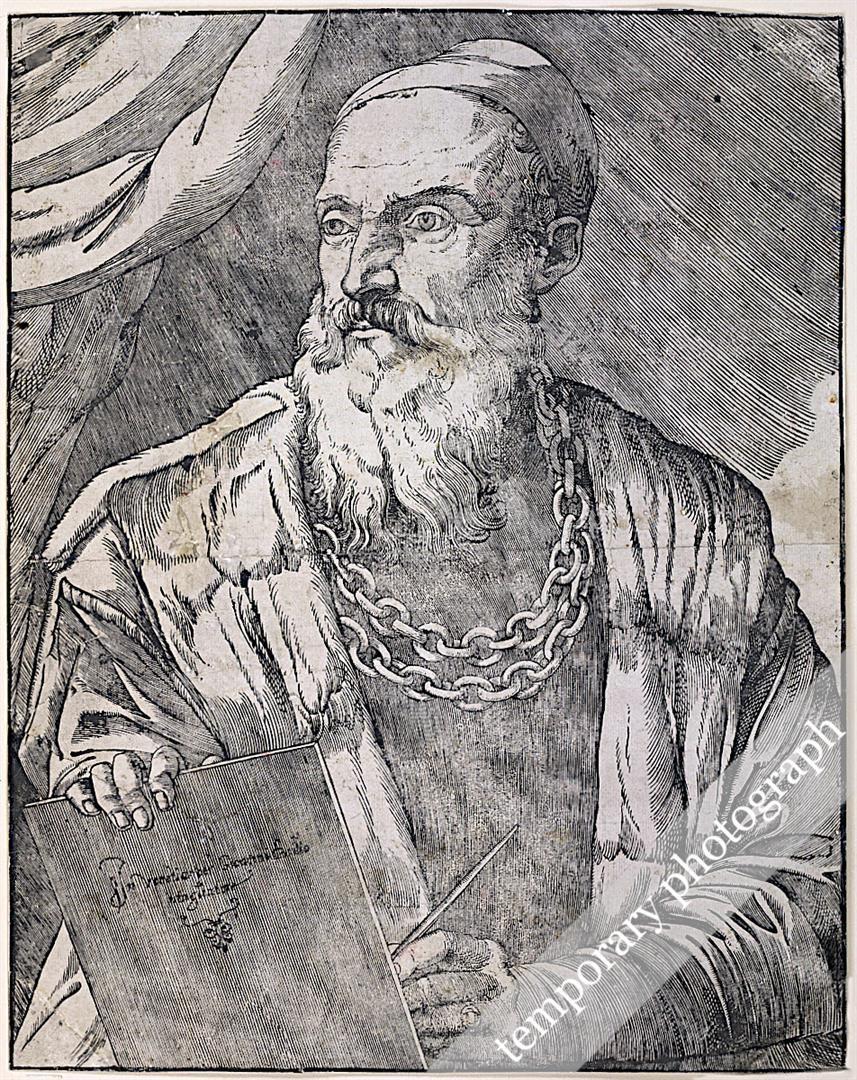 Autoritratto di Tiziano