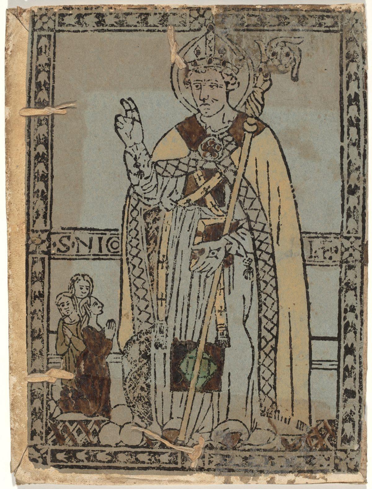 San Nicola di Myra detto San Nicola di Bari