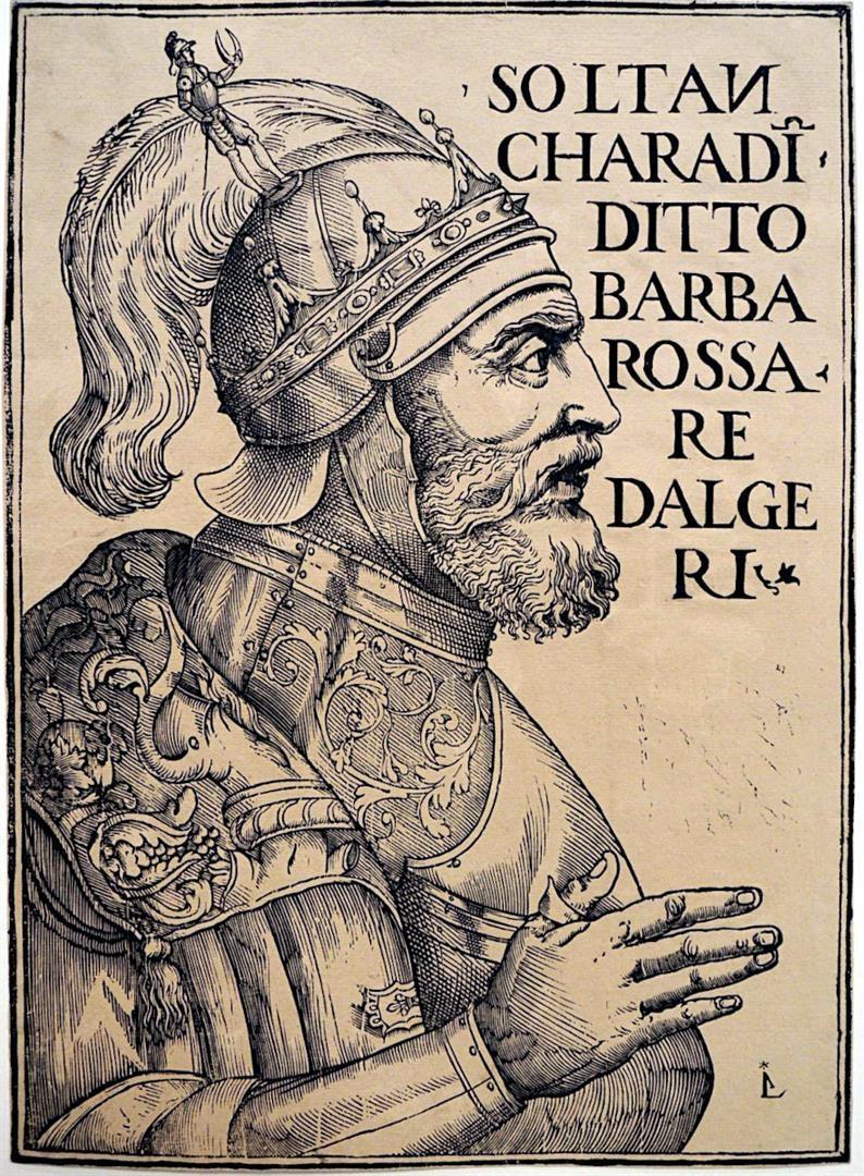 RITRATTO DI BARBAROSSA