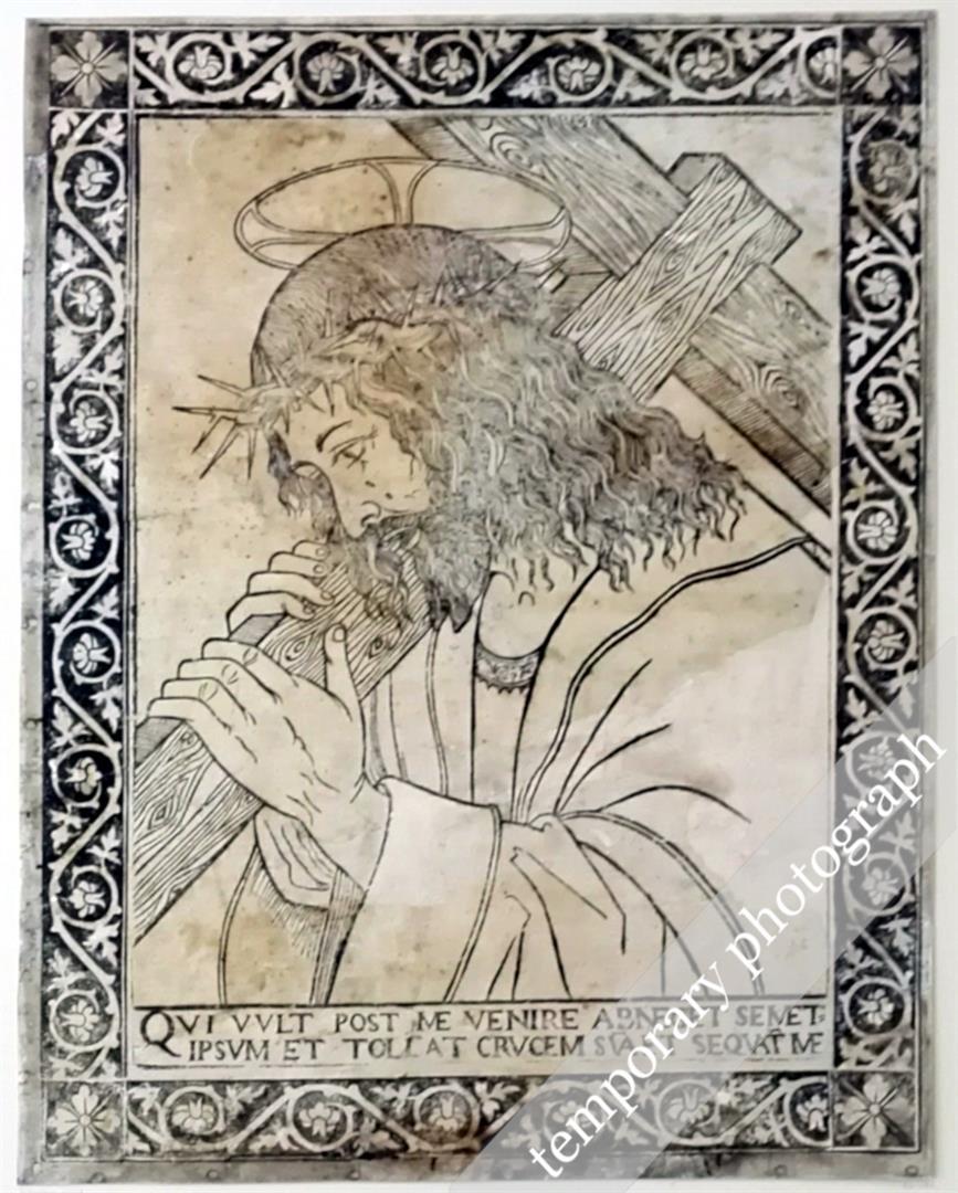 Cristo portacroce