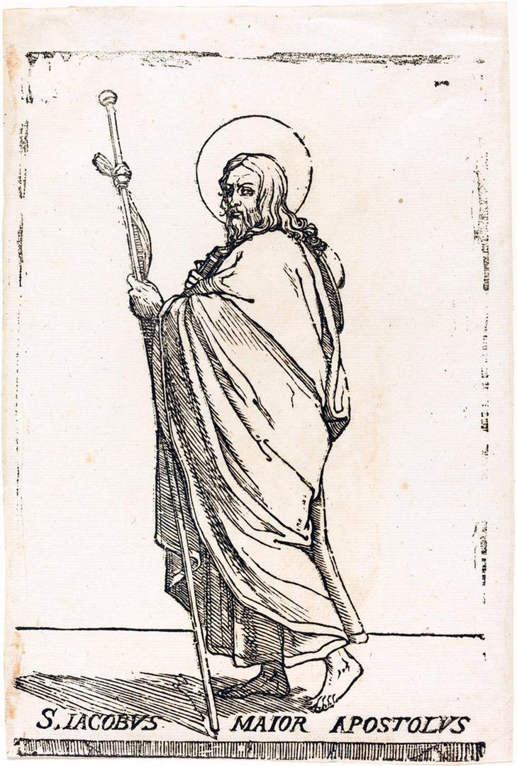 Cristo e i dodici Apostoli: San Giacomo Maggiore