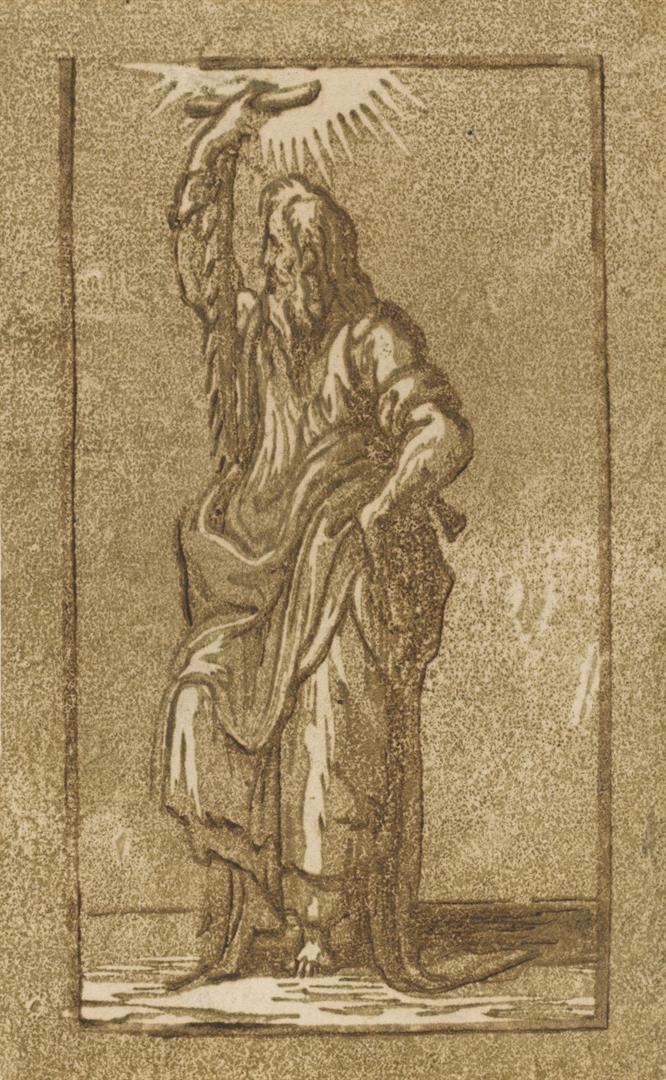Apostoli: San Simone