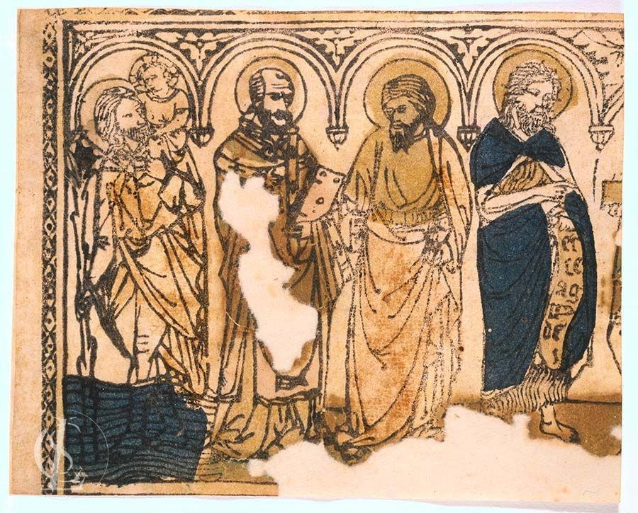 San Cristoforo, San Nicola, San Bartolomeo, San Giovanni Battista