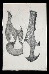 Studio per vasi collezione Primaire (con modello V) 1999