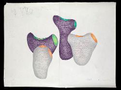 Vasi [studi per collezione Primaire] 1999