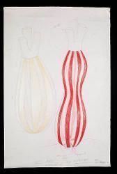 Studio per vasi collezione Primaire (con modello VIII) 1999