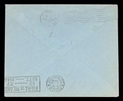 Lettera di Marcella Barzetti a Alfredo Casella, Siena 11 settembre 1946