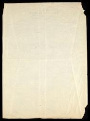 Lettera di Arturo Basile a Alfredo Casella, Torino 09 dicembre 1946