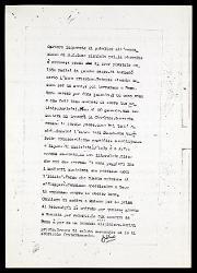 Lettera di Alfredo Casella a Gian Francesco Malipiero, Buffalo 06 dicembre 1921