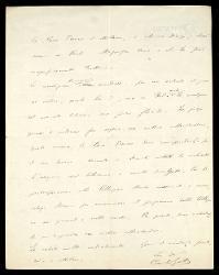 Lettera di Carlo Gatti a Alfredo Casella, Milano 10 ottobre 1927
