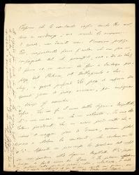 Lettera di Carlo Gatti a Alfredo Casella, Milano 16 ottobre 1935