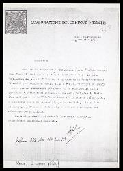 Lettera di Alfredo Casella a Guido M. Gatti, Roma 2 marzo [1924]