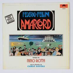 Amarcord Amarcord . Bande originale du film de Federico Fellini