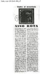 Nino Rota. Visita al musicista  [02-09 settembre 1943]