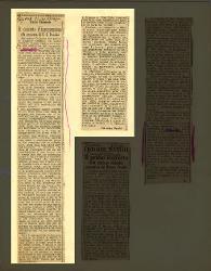 Il concerto d'inaugurazione alla presenza di S. E. Pavolini  [09 gennaio 1940]