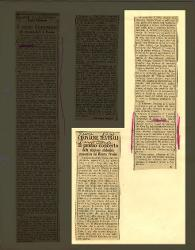 Il primo concerto della stagione sinfonica presenziato dal Ministro Pavolini  [08 gennaio 1940]