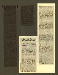 Musica  [febbraio 1940]