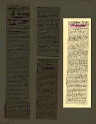 La sinfonia di un giovane autore ed altre musiche nel concerto di Mario Rossi all''Adriano'  [20 febbraio 1940]