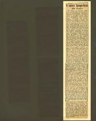 Il concerto Sanzogno-Bartok alla Fenice  [1939]