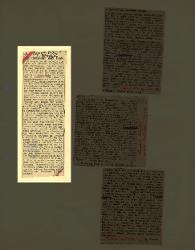 Le 'audizioni' della Dante  [20 marzo 1940]
