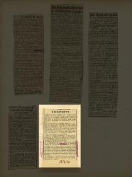 Concerti  [14 marzo 1938]