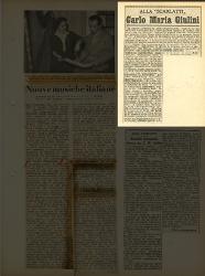 Alla 'Scarlatti' Carlo Maria Giulini  [marzo 1951]