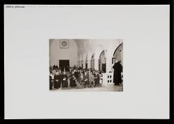 positivo Concerto finale del Corso di Canto Gregoriano, [1962]