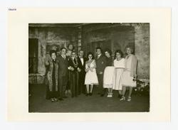 positivo Foto di gruppo: Nino Rota e gli interpreti, 29 settembre 1973 - 01 ottobre 1973