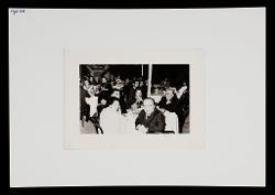 positivo Nino Rota ad una cena, 06 luglio 1971