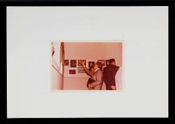 positivo Nino Rota ad una mostra, [anni '70]