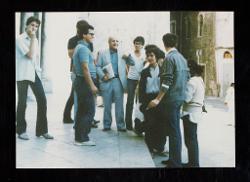 positivi Nino Rota e alcuni allievi del Conservatorio Niccolò Piccinni di Bari, [anni '70]