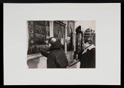 positivo Nino Rota e un'altra persona, [1969?]