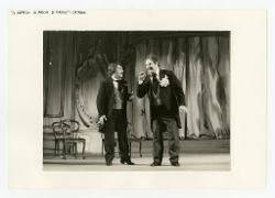 positivo Foto di scena: Tullio Pane e Giorgio Tadeo, 11 marzo 1975