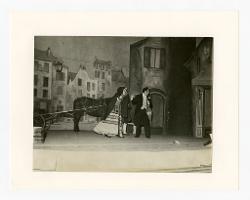 positivo Foto di scena: Eugenia Ratti e Ottavio Garaventa, 20 febbraio 1965