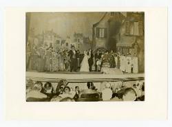 positivo Foto di scena: Alfredo Mariotti, Rosalina Neri, Ottavio Garaventa, Clara Betner e Federico Davià, 20 febbraio 1965
