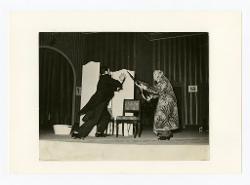 positivo Foto di scena: Ottavio Garaventa e Federico Davià, 20 febbraio 1965