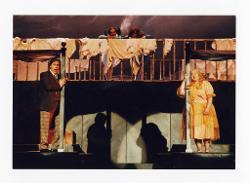 positivo Foto di scena: Gustavo Porta, Rosa Sabrina Antona e due persone, 14 giugno 2000 - 16 giugno 2000