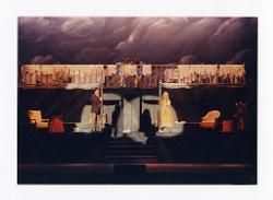 positivo Foto di scena: Gustavo Porta e altre tre persone, 14 giugno 2000 - 16 giugno 2000