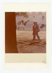 positivo Nino Rota e un'altra persona, 1974