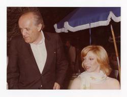 positivo Nino Rota e Mariangela Melato, 1973 ca.