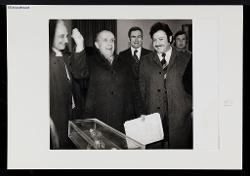 positivo Nino Rota e altre persone, [1977 - 1978]