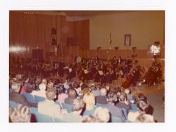 positivi Inaugurazione Auditorium Nino Rota al Conservatorio Niccolò Piccinni di Bari, 01 ottobre 1981