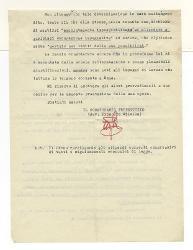 Prospero Milella a Giovanni [Nino] Rota, Bari 9 novembre 1945