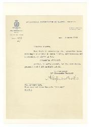 Alessandro Bustini a [Nino Rota], Roma 4 marzo 1956
