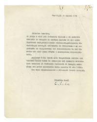 Cecilia Cesi a [Nino Rota], Napoli 15 maggio 1974
