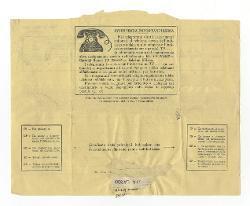 [Vitantonio] Barbanente a [Nino Rota], Roma - Bari 9 agosto 1955