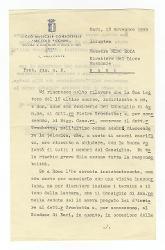 Vitantonio Barbanente a Nino Rota, Bari 18 novembre 1955