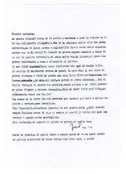 Federico [Fellini] a [Nino Rota] s.d.